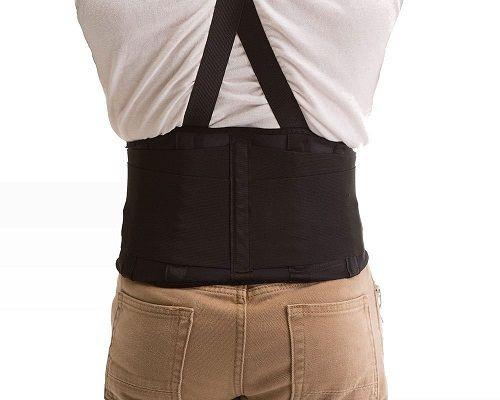 Ceinture dorsale élastique BC - Back Coach - Impacto