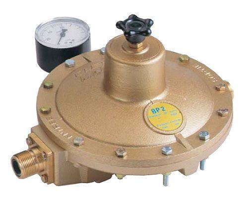 Manodétendeur gaz 1437B 3/4M P2 réglable 120 / 300 mbar - Clesse