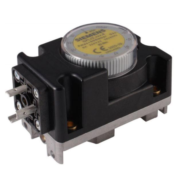 Pressostat compact série QPL25 - Siemens