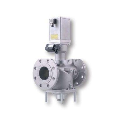 Vanne hydraulique à ouverture progressive série VMH - Elektrogas