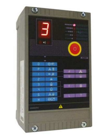 Contrôleur de flamme par microprocesseur - ESTRO - ESA