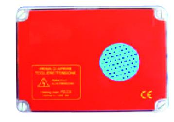 Alarme sonore avec flash 24v FS024M - DTK20008 - D-TEK