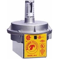 Pressostat air JD2 ressort bleu - ANT20002 - Antunes Controls
