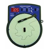 Enregistreur circulaire CR87B220C - COP10025 - Supco