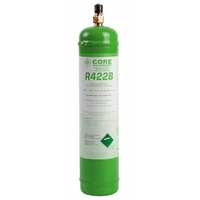 Bouteille rechargeable gaz R422a 850g - 11001010 - Core Equipment