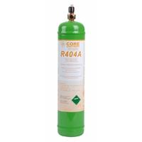 BOUTEILLE RÉFRIGÉRANT RECHARGEABLE GAZ R404 750ML 11001030 CORE EQUIPMENT