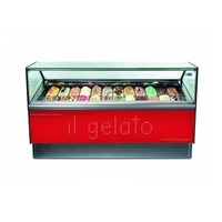 VITRINE A GLACE VENTILEE - NEW MILLENIUM 12 - ISA