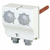Aquastat plongeant double réglage externe - THG35002 - TG