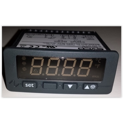 REGULATEUR ELECTRONIQUE DIGITAL - EVERY CONTROL EVK211