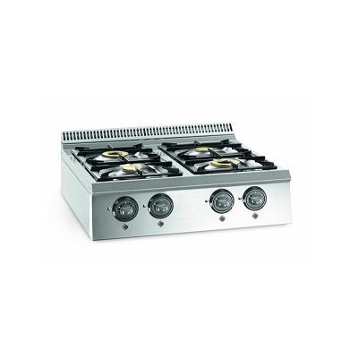 cuisinière à gaz ou électrique eurofred