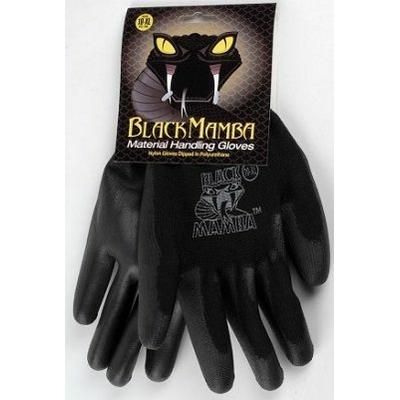 paire gants nylon polyuréthane L BLM20006 Black Mamba