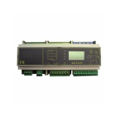 Centrale détection gaz industriel rail DIN 4 sondes BX449F D-TEK(1)