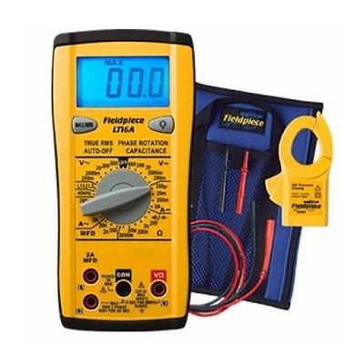 multimètre numérique LT16a Fieldpiece cop60010