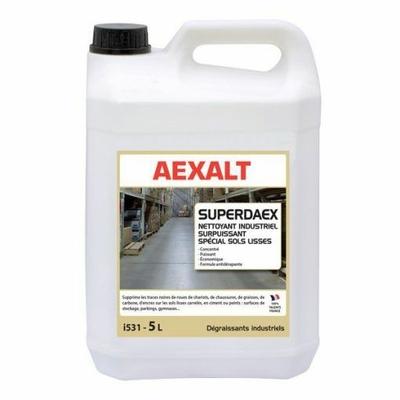 I531 aexalt Nettoyant industriel spécial sols lisses SUPERDAEX