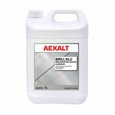 AL858 Brillanteur spécial aluminium brill'alu