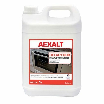 DF718 Liquide nettoyage four rôtissoire grill barbecue aexalt