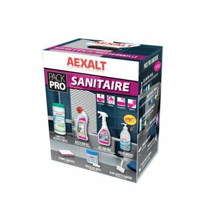 PSP255 pack produits sanitaires aexalt