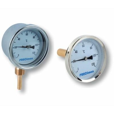 thermomètre bimétallique preciman