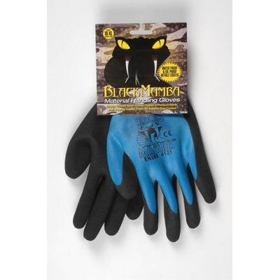 gants nitrile nylon étanche black mamba BLM35002