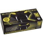 Boîte de 100 gants jetables nitriles S à XXXL - Black Mamba