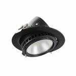 Downlight CLAREO Orientable V2 LED Samsung 38W Noir