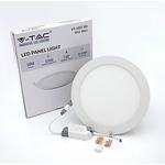 Plafonnier encastrable LED Plat V-TAC 18W VT-1807