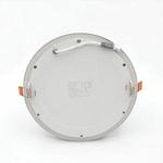 Downlight LED extra plat V-TAC 18W VT-1807