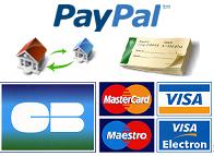 paiement sécurisé paypal carte bancaire virement