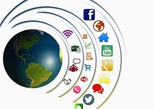RVB sur les réseaux sociaux