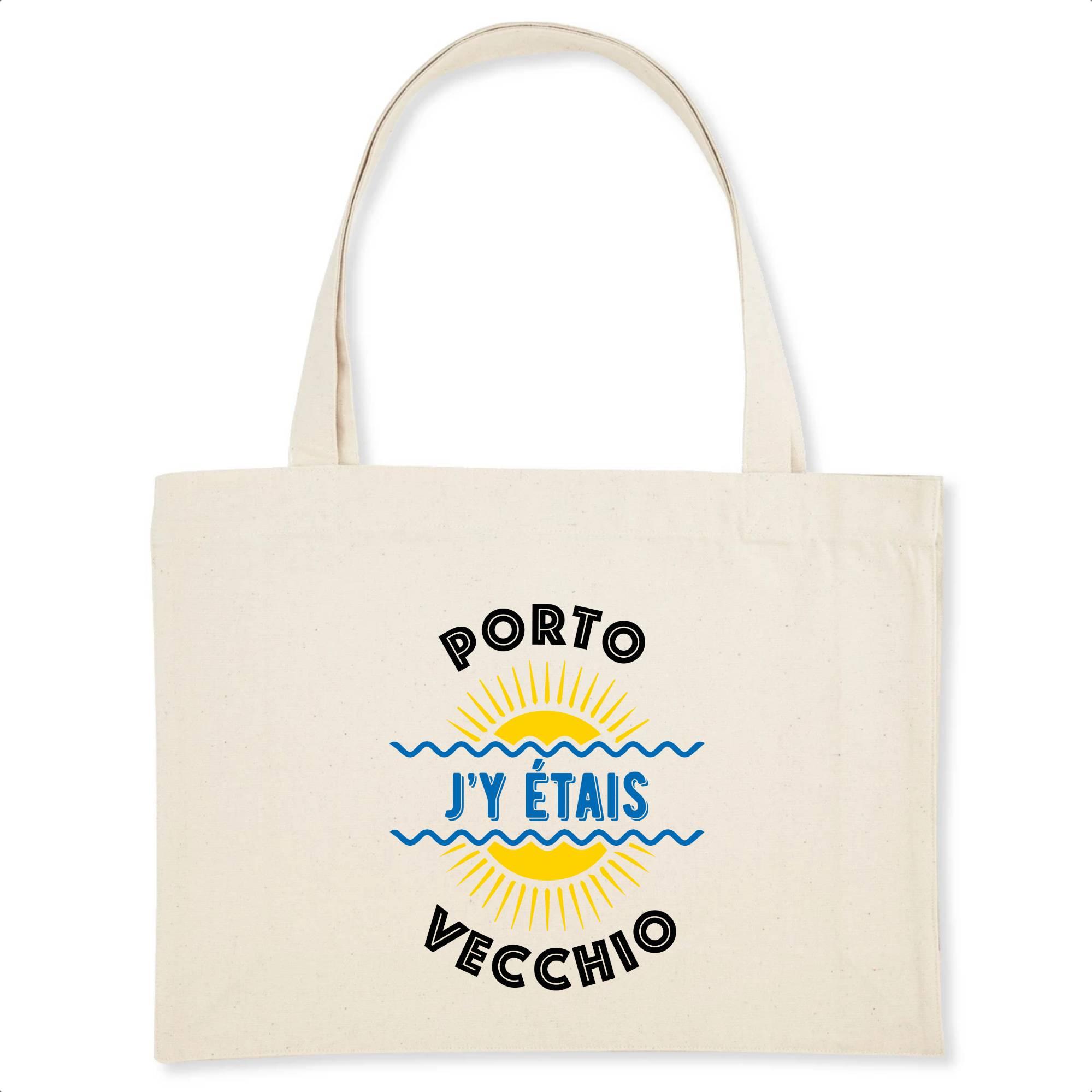 Shopping bag Coton BIO de la marque My Corsican Paradise