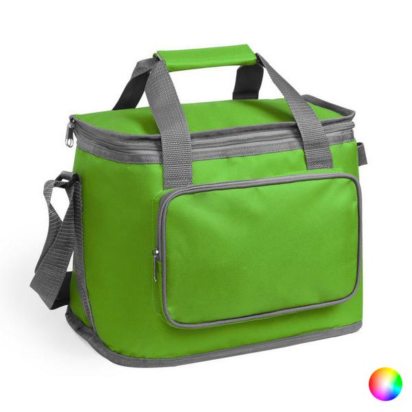 Glacière souple multi poches 4 coloris disponible vert