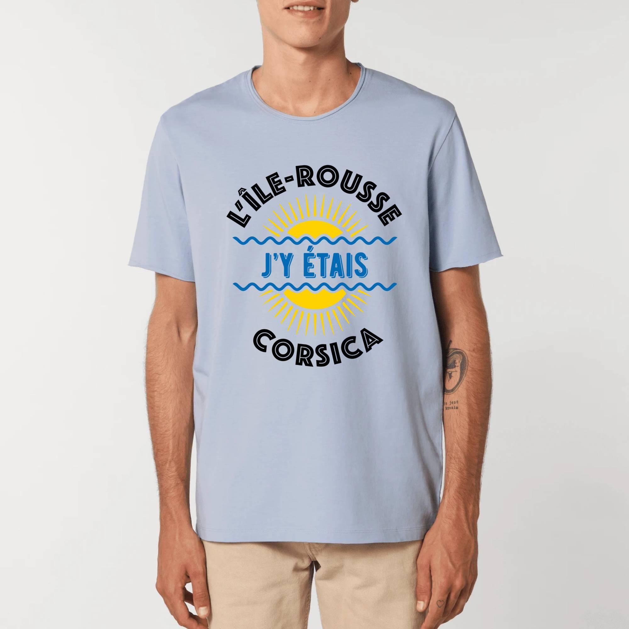 Tee-shirt Unisexe Aspect Vieilli My Corsican Paradise