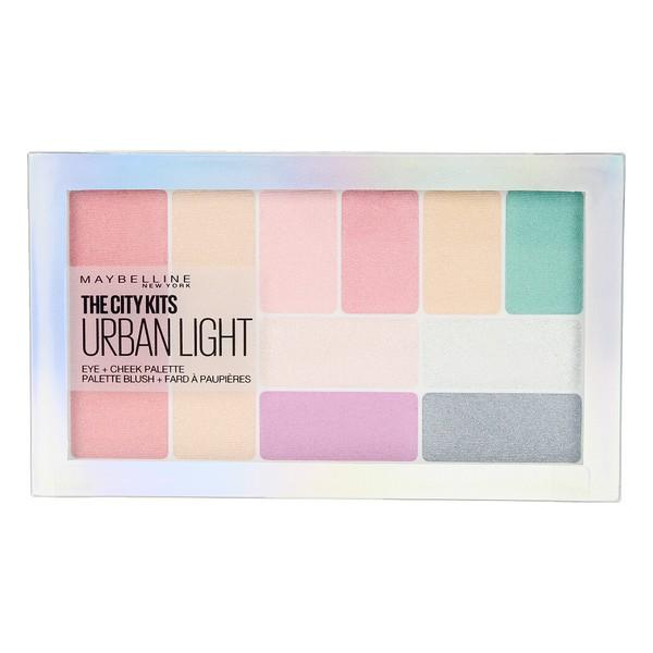 Palette d\'ombres à paupières City Kits Urban Light Maybelline 12 g