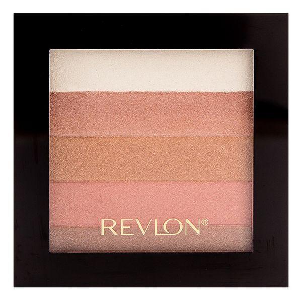 Fard à joue Highlighting Palette Revlon 5 nuances