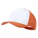 Casquette Mixte 8 coloris FUN orange