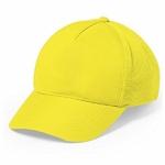 Casquette Femme 9 couleurs disponibles jaune