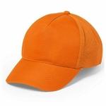 Casquette Femme 9 couleurs disponibles orange