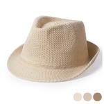 chapeau borsalino écru