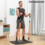 Système d'entrainement sportif complet portatif avec guide d'exercices photos 12