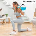 Sac à Eau de Fitness avec Guide d'Exercices et sac de transport 15