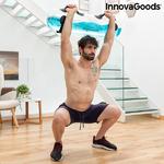 Sac à Eau de Fitness avec Guide d'Exercices et sac de transport 14