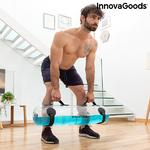 Sac à Eau de Fitness avec Guide d'Exercices et sac de transport 10