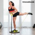 Plateforme de Fitness pour Fessiers et Jambes avec Guide d'Exercices multiples