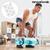 Sac à Eau de Fitness avec Guide d'Exercices et sac de transport 16