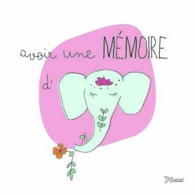 affiches SCALAE éléphant copie