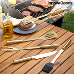 malette dustensiles pour barbecue innovagoods