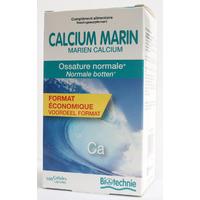 calicum marin et vitamine D, B12 et B6 - 100 gélules