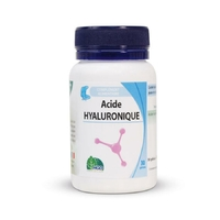 Acide hyaluronique 120mg 30 gélules