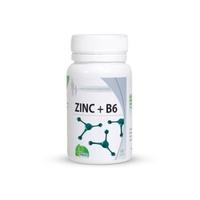 Zinc et vitamine b6 60 gélules