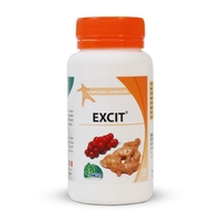Excit 120 gélules (Ginseng, tribulus et zinc)